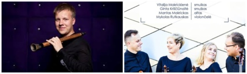 "Sedos kultūros centre – styginių kvarteto ""Archi Quartett"" koncertas"