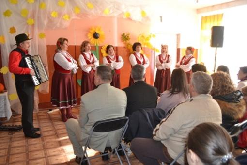 Rudens šventė Medžiukų kaimo bendruomenėje (vaizdo įrašas)