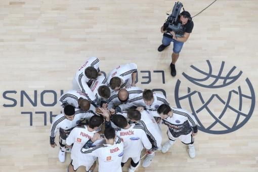 """Trečiasis """"Lietkabelio"""" varžovas FIBA Čempionų lygoje – tritaškininkai iš Čekijos"""