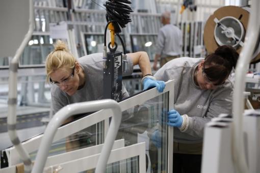 Danų investuotojai atidarė gamyklą Marijampolėje