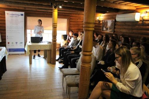 """Jaunimo verslumo forumas: """"Pasvalys–Bauskė: bendradarbiavimas be sienų"""""""