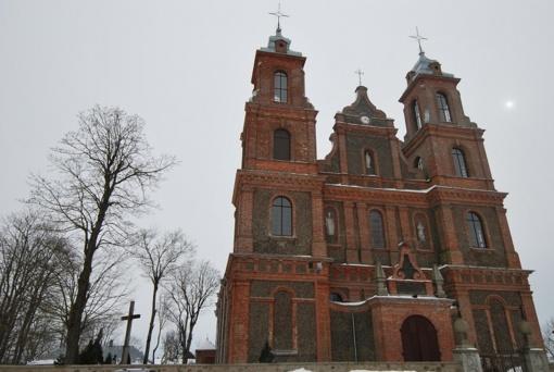Atnaujintinas ikiteisminis tyrimas dėl incidento Turgelių bažnyčioje