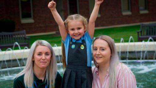 Tinkamai sureagavusi, keturmetė išgelbėjo sąmonę praradusios mamos gyvybę