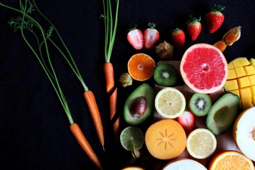 Norime gyventi sveikai: ar užteks vaisių ir daržovių?