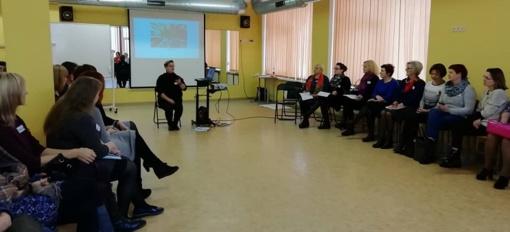 Kalvarijos švietimo bendruomenė dirba kartu siekdama geresnių mokinių mokymosi pasiekimų