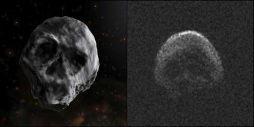Kitą savaitę prie Žemės priartės šiurpi Mirties kometa