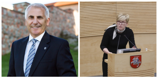 Pirminiuose rinkimuose bus sprendžiama, I. Šimonytė ar V. Ušackas atstovaus konservatoriams prezidento rinkimuose