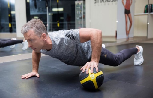 Garsenybių treneris Tadas Pocius atskleidžia, kaip pradėjus sportuoti visko nemesti po mėnesio