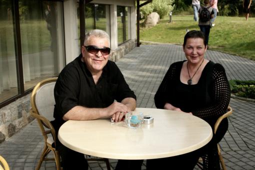 Mirė teatro ir kino aktorius A. Storpirštis