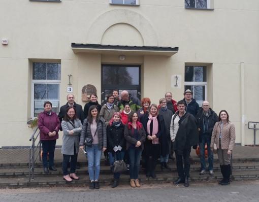 """Dargužiuose projekto """"Erazmus"""" dalyviai iš šešių šalių diskutavo apie kaimo plėtrą"""