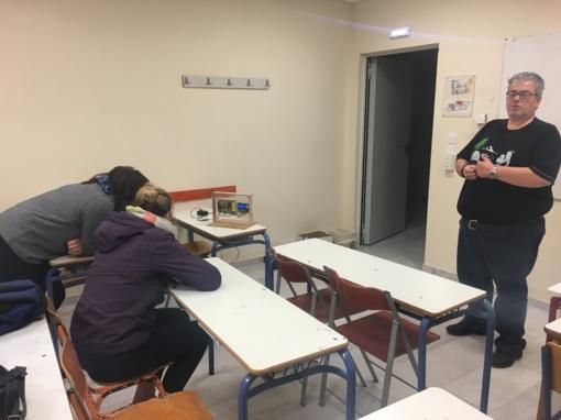 """""""Romuvos"""" progimnazijos siekis ugdyti inovatorių kartą su STEAM"""