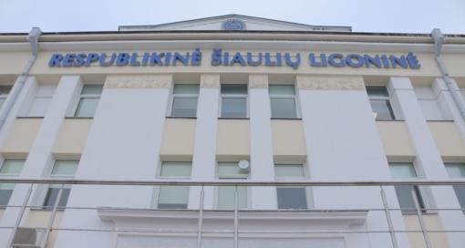 Viešosios įstaigos Respublikinės Šiaulių ligoninės informacija Šiaulių miesto ir apskrities gyventojams