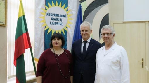 Šiaulių ligoninėje– gydytojų psichiatrų badas