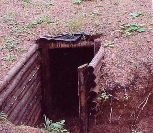 Atnaujinamas Obelių Šilo partizanų bunkeris