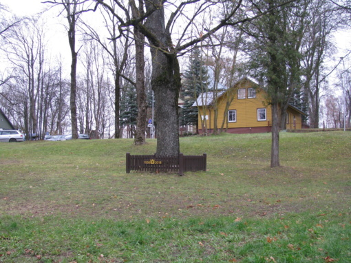 Lietuvos nepriklausomybės kovų savanorių atminimas Anykščiuose