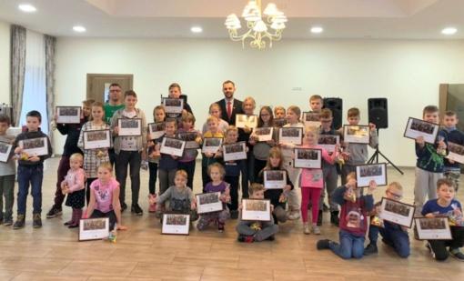Įvykusi vaikų stovykla: originali, prasminga ir kupina įspūdžių