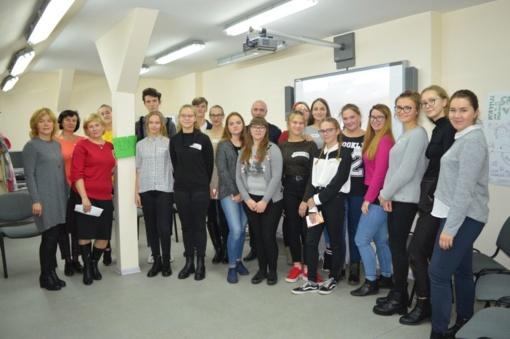 Jaunimo savanoriškos veiklos skatinimas