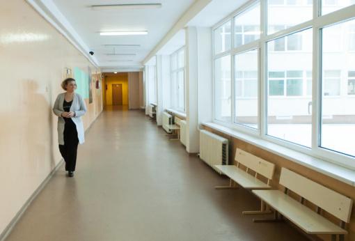 Duris atvėrusiose mokyklose – griežta tvarka