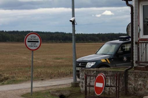 Dviejų baltarusių ir vilniečio kelionę į Lietuvą paženklino du incidentai