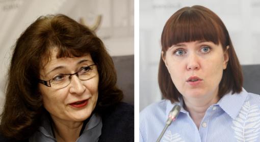 Seimo narė D. Šakalienė raginama išsklaidyti jai metamus kaltinimus