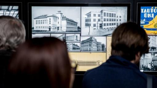 Kauno architektūros paroda tęsia kelionę po pasaulį