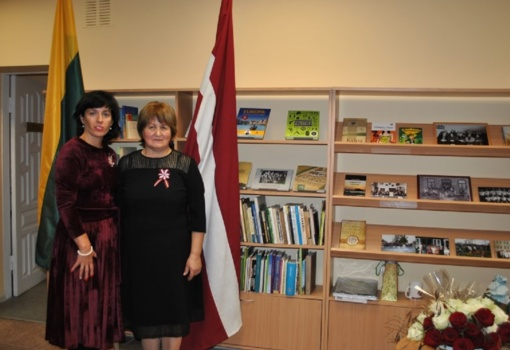 Joniškyje paminėtas Latvijos nepriklausomybės šimtmetis