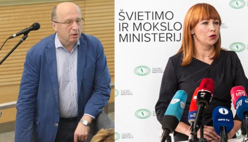 A. Kubilius: ar J. Petrauskienė gali toliau eiti ministrės pareigas?