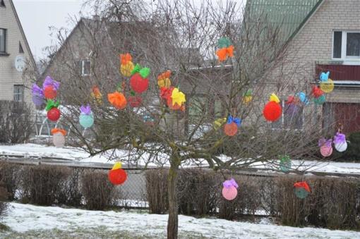 Atkeliauja tradicinė medžio puošimo šventė