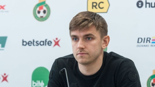Futbolininkas F. Černychas: jei galvojate, kad mums nusispjauti į pralaimėjimus, tai labai klystate