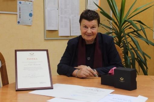 Prancūzų kalbos mokytoja Dalia Šarkūnaitė – geriausia 2018 metų Mokytoja