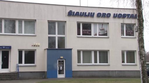 Karininko papirkimu įtariamas buvęs Šiaulių oro uosto vadovas R. Mikšys