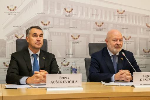 Liberalai persigrupuoja Vilniuje: vyks sostinės skyriaus steigiamasis susirinkimas