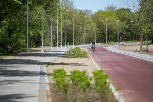 Vilniuje sieks išsaugoti žaliausios Europos sostinės vardą