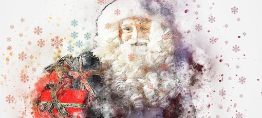 """Labdaros akcija """"Su Kalėdų dvasia dovanokim vaikams grožį, gėrį ir šypsenas!"""""""
