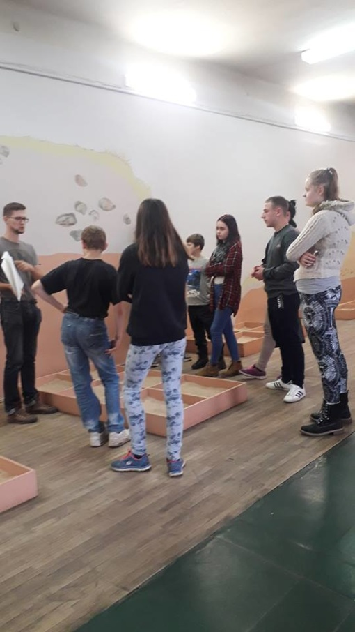 """Normundiečių  edukacija  ,,AUŠROS"""" muziejuje"""