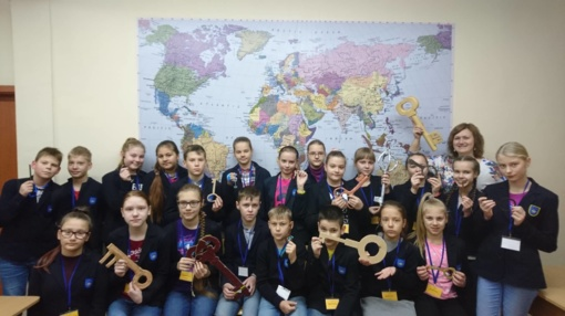 Dainų progimnazija pamini Tolerancijos dieną