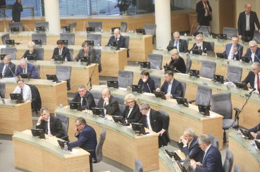 Vyriausybė Seimo rinkimų saugumui ir kitoms reikmėms paskirstė 22 mln. eurų