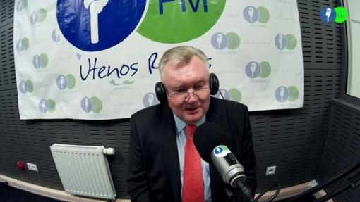 """Buvęs VšĮ """"Utenos kolegija"""" direktorius G. Bužinskas pažeidė įstatymą"""