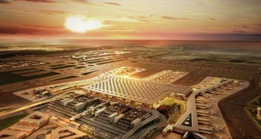 Turkijoje atidarytas didžiausias pasaulyje oro uostas