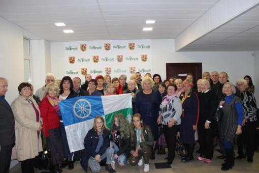 Marijampolėje viešėjo Kelmės bendruomenininkai