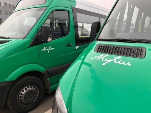 Alytuje prieš Kalėdas į gatves išriedės nauji miesto autobusai