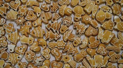 Gražiausių žiemos švenčių pradžiai - 10 tūkst. numargintų meduolių