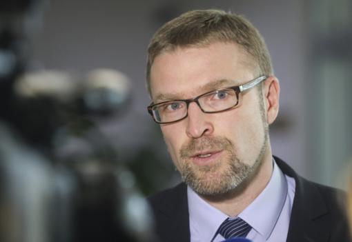 L. Kukuraitis: prastovų skaičius rodo teigiamus verslo lūkesčius