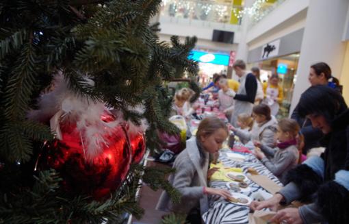 Spalvoti meduoliai pakvipo Kalėdomis