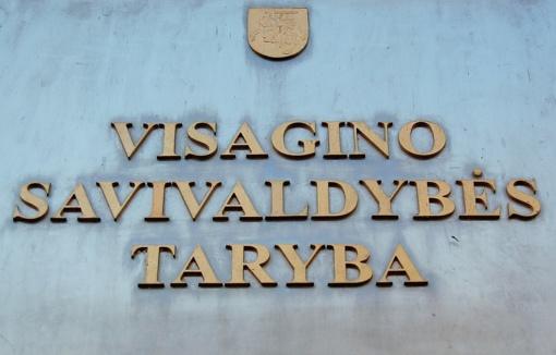 Kas tapo Visagino rajono savivaldybės tarybos nariais?