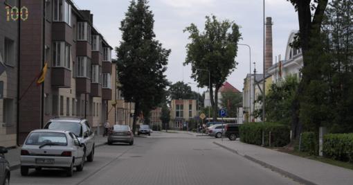 Rekonstruojamos gatvės, tvarkomi kiti infrastruktūros objektai