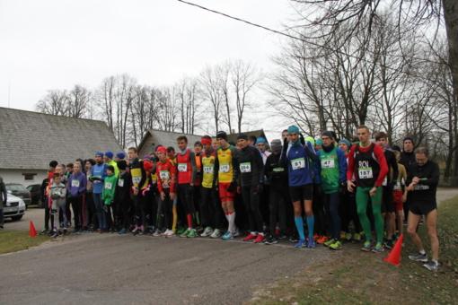 Tradicinis bėgimas Bartninkuose