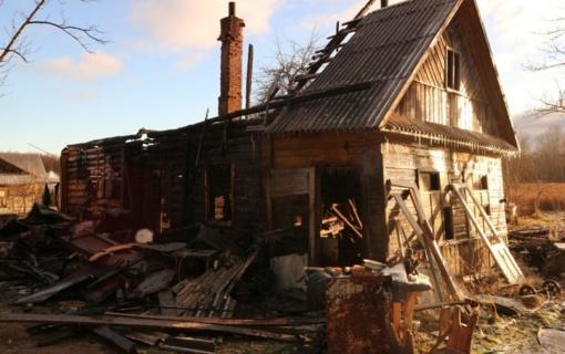 Ignalinos rajono gyventojo gyvybę išgelbėjo dūmų detektorius