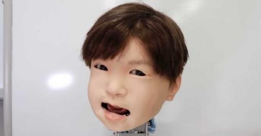 Japonų kurtas robotas gali perteikti žmonių emocijas