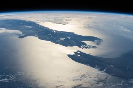 Naujojoje Zelandijoje artyn pasislinko dvi salos